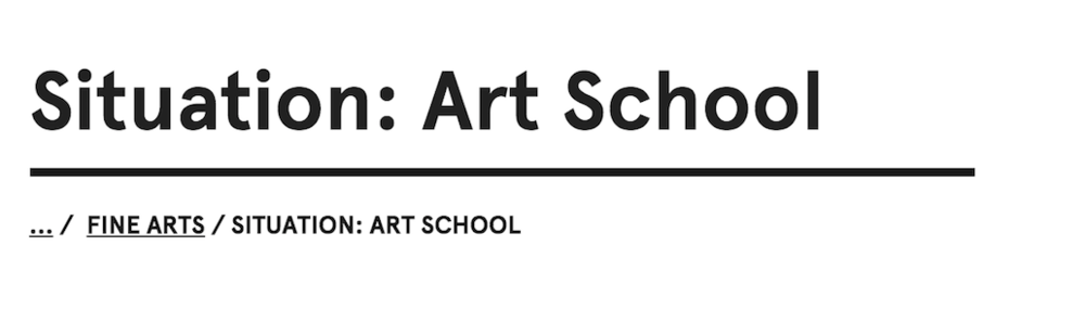 David Ross (AP Chair) will be participating in a panel discussion at Pratt Institute about the contemporary art student and the many issues revolving around Art School costs and teachings. The symposium is this Friday, March 7th, from 1-6pm.