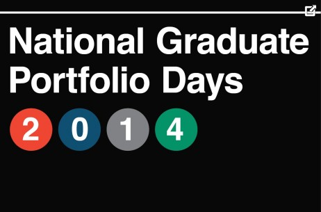 Our very own  Allison Hewitt Ward  (AP Staff) will be at this year's  National Graduate Portfolio Day  this weekend in San Francisco, California scoping out new talent to bring on to our program! Cant wait to hear about west coast talent and meet some prospective students!