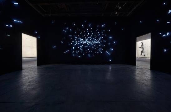 "Jovana Stokic  (AP Faculty)  interviews Tavares Strachan  about his installation, ""Polar Eclipse,"" for  BOMBlog ."
