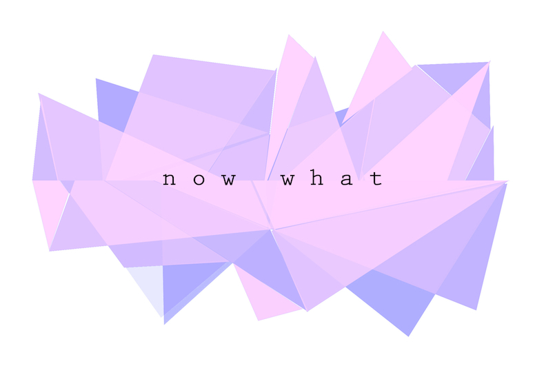 "Art Practice participant JaeWook Lee (MFA AP14) has work included at ""now what,"" an exhibition of film, video, new media and moving image performance presented by Microscope Gallery at Running Rebel Studios in Brooklyn. The screening takes place on January 7th."