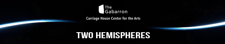 "Work by AP faculty member Laura F. Gibellini is featured in  ""Two Hemispheres""  opening September 14 at the Carnegie House Center for the Arts."