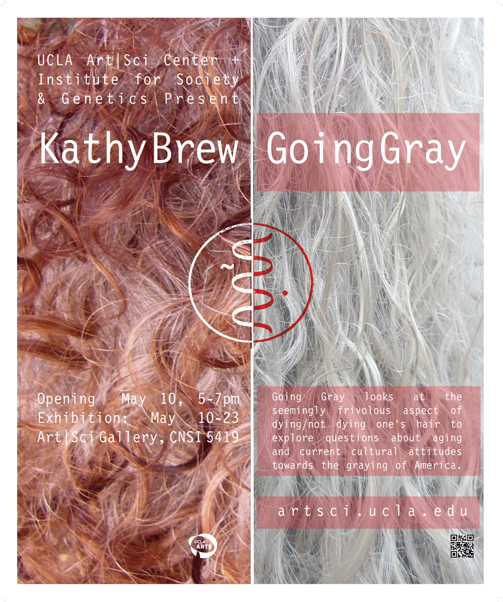 Art Practice faculty member Kathy Brew presents Going Grey.