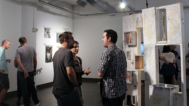 AP Second Year Show