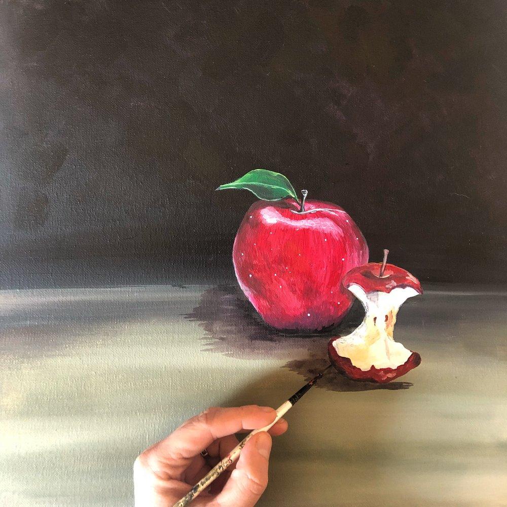 Artwork created by SAS owner and artist Samantha Silvas.