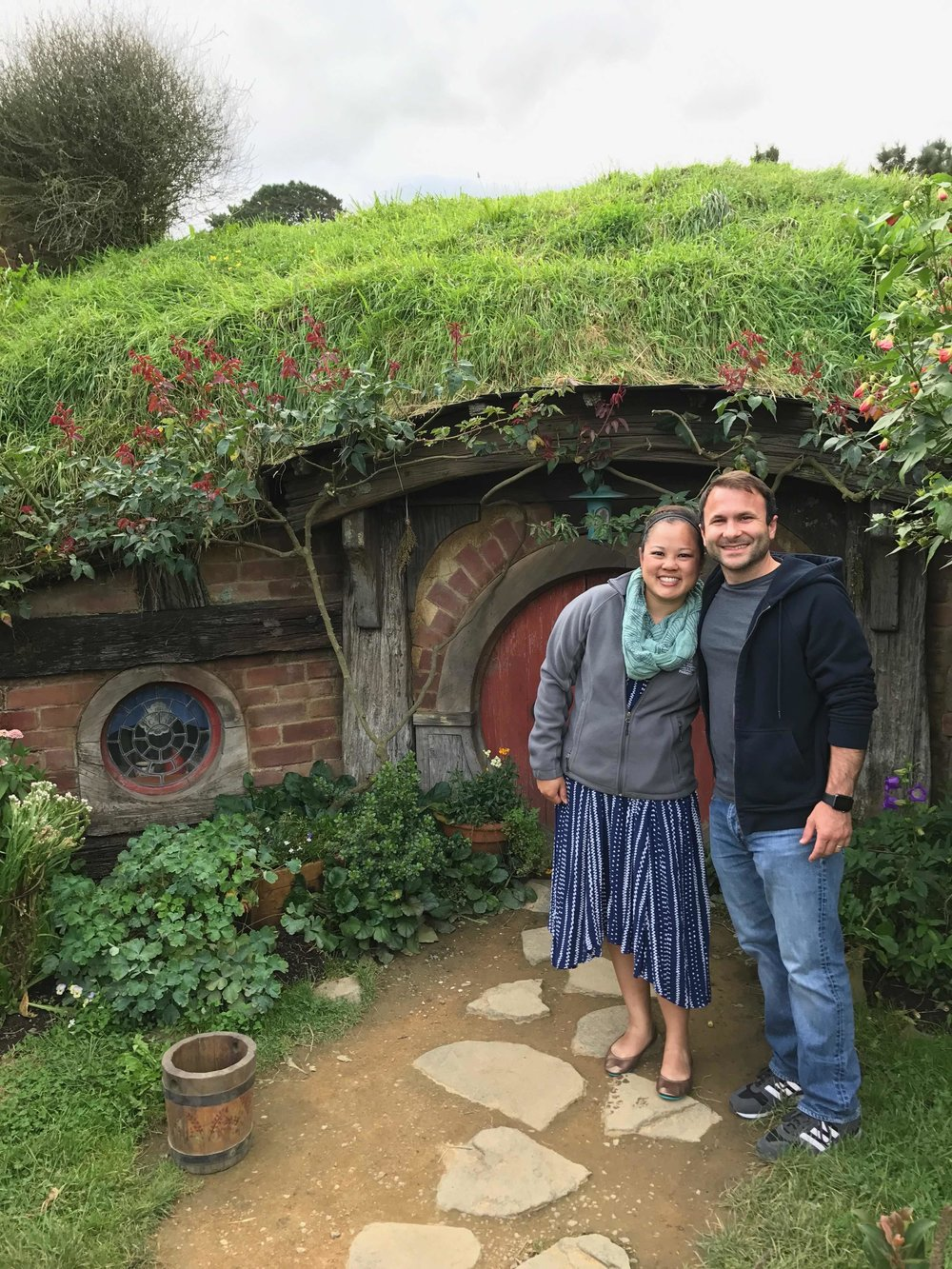 Visiting the Shire!