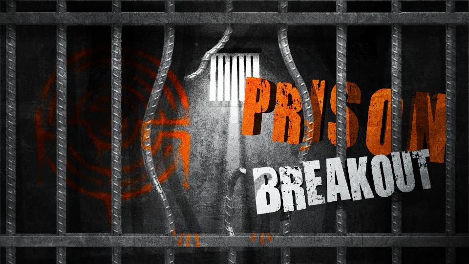 Prison Breakout Escape Room