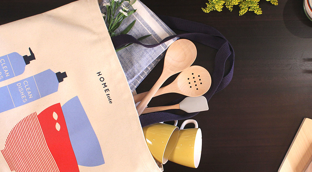 Marketote - With the replacement of single use plastic, I found a hole in the marketplace. Design for organized shopping.