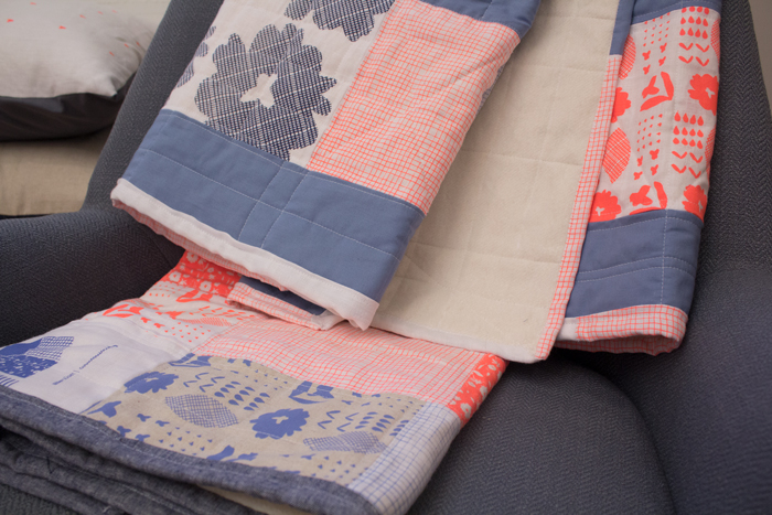 Handprinted & Designed Quilts