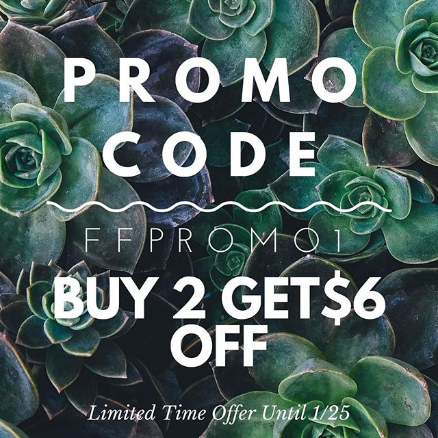 """First PROMO code is ready! Buy 2 get $6 off!! Don't miss this deal, it's limited a limited time offer until 1/25!  Use """"FFPROMO1"""" at checkout to get your yummy low FODMAP snacks! * * * #guthealth #digestivehealth #chronsdisease #lowfodmap #fodmap #uslowfodmap #fructose #fructosefriendly #fodmapfriendly #lowfodmap #digestion #health #nutrition #foodintolerance #food #stomach #ibs #irritablebowelsyndrome"""
