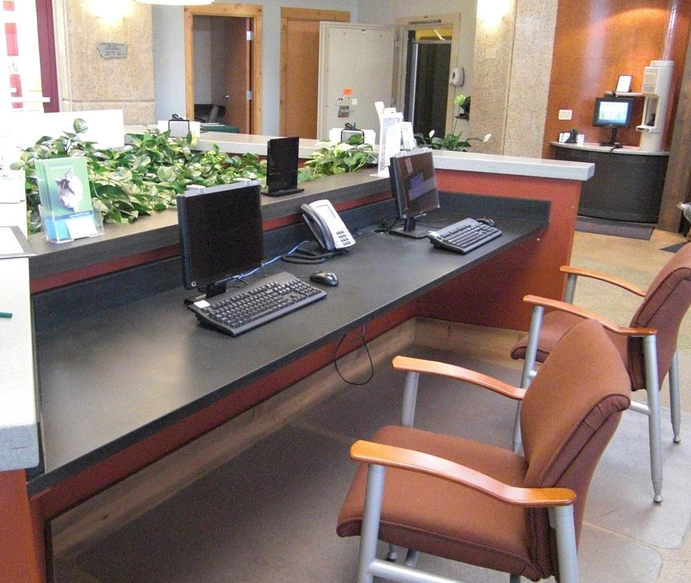 Slate Desk