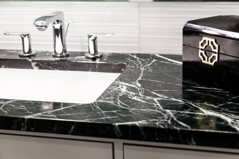 Bathroom Vanity Soapstone