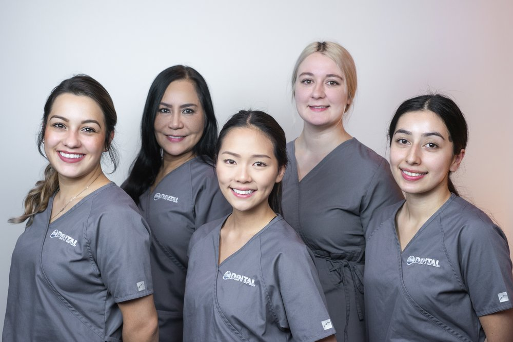 Meet the dental assistants and hygienists at 8 to 8 Dental Care.