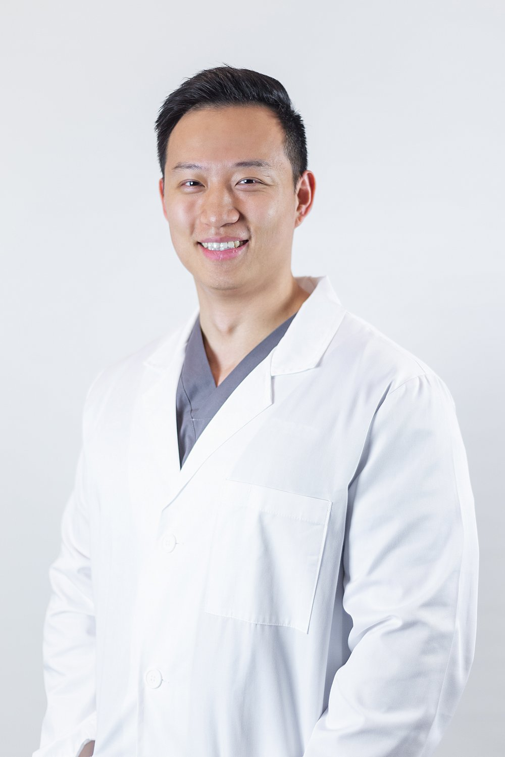 Meet Dr. Nick Yeung at 8 to 8 Dental Care.