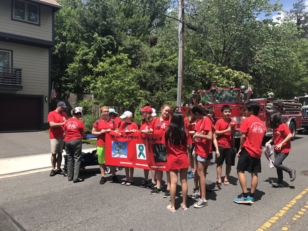 Falls Church Memorial Day Parade 2017