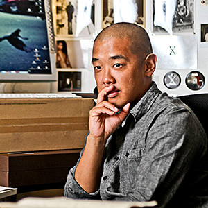 JEFF NG (AKA JEFF STAPLE)  STAPLE DESIGN Founder + Creative Director