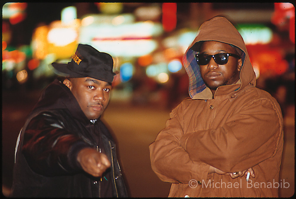 Michael Benabib, Classic Hip Hop Photographer
