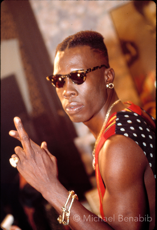 Shabba Ranks