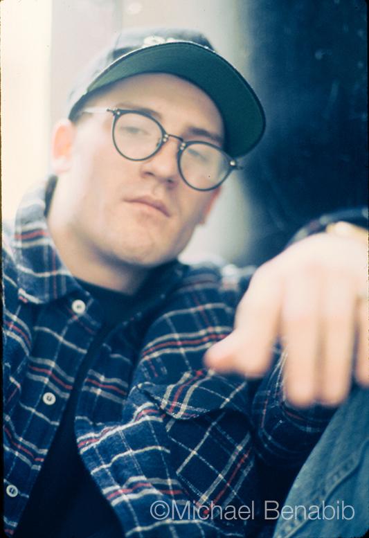 "Snow Canadian Reggae Artist ""Informer"""