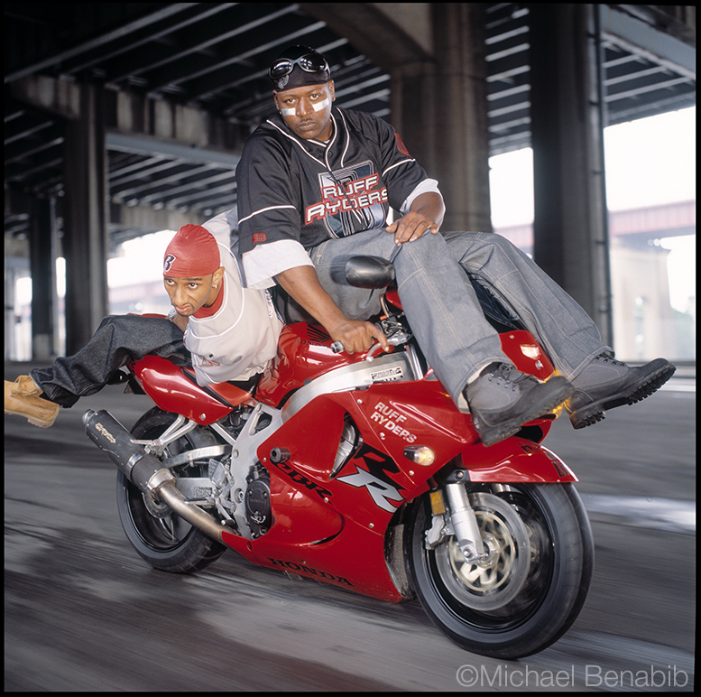 Swizz Beatz & Wink Ruff Ryders