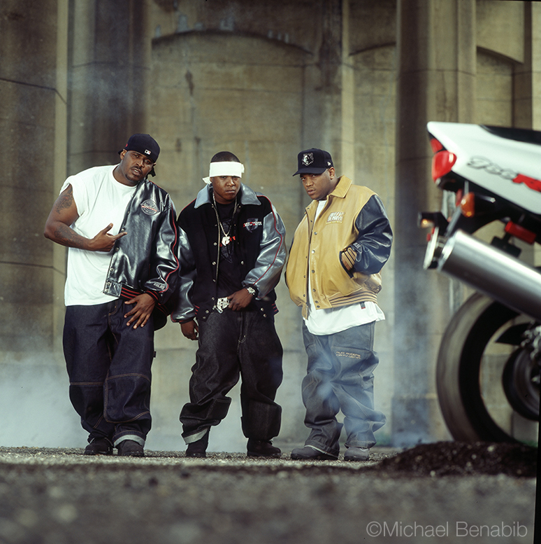 The Lox aka D-Block