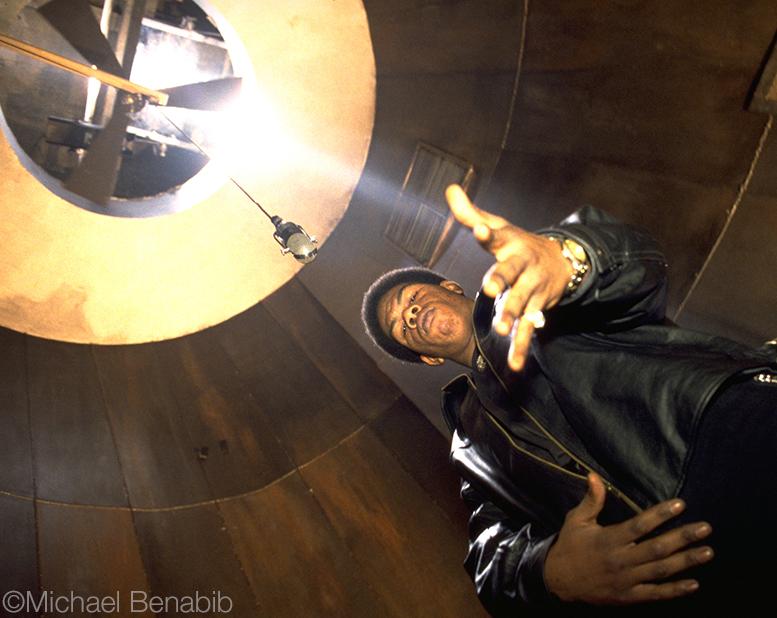 Craig mack Flava In Ya Ear music video shoot.jpg