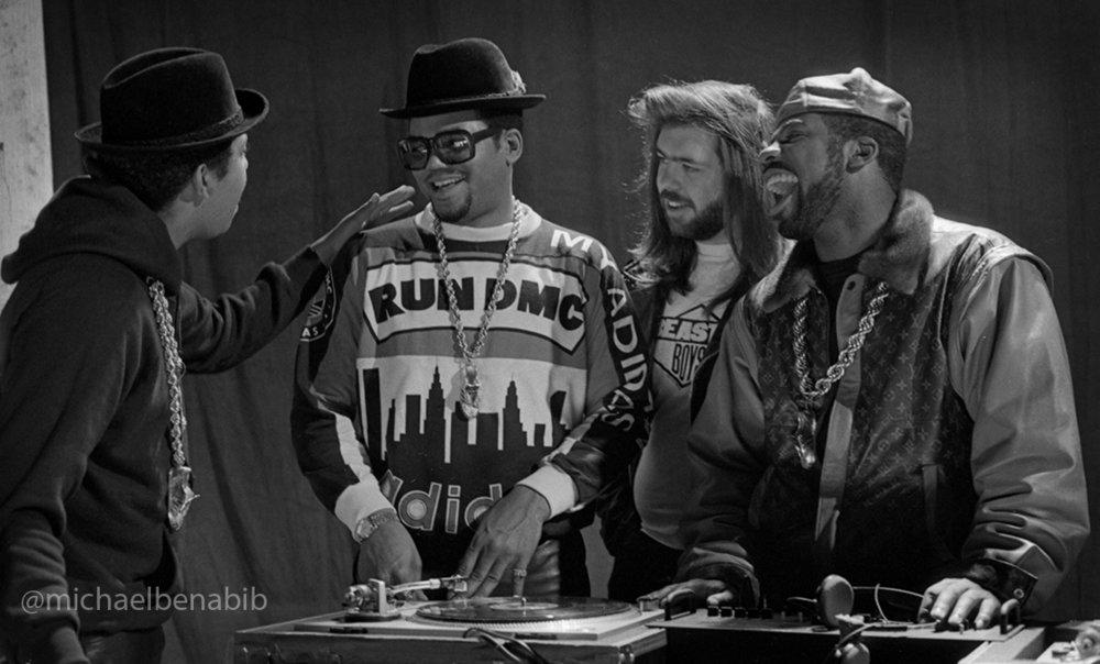 RUN DMC at THE WORLDs photo by Michael Benabib.jpg