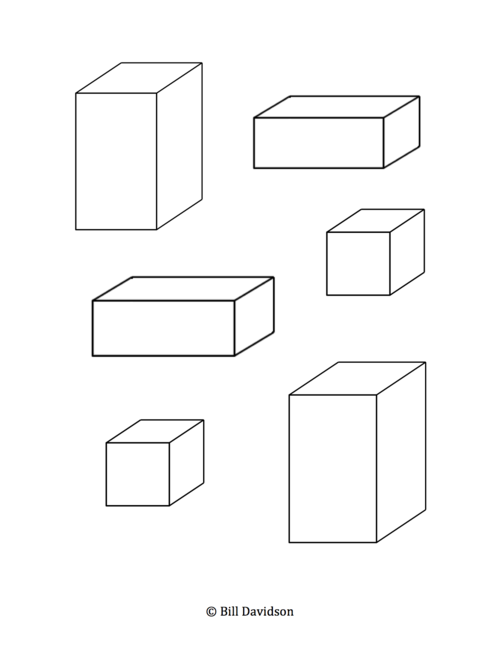 blank volume worksheet templates - Volume Worksheet