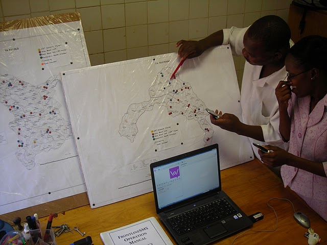 The 'Mobiles in Malawi' project
