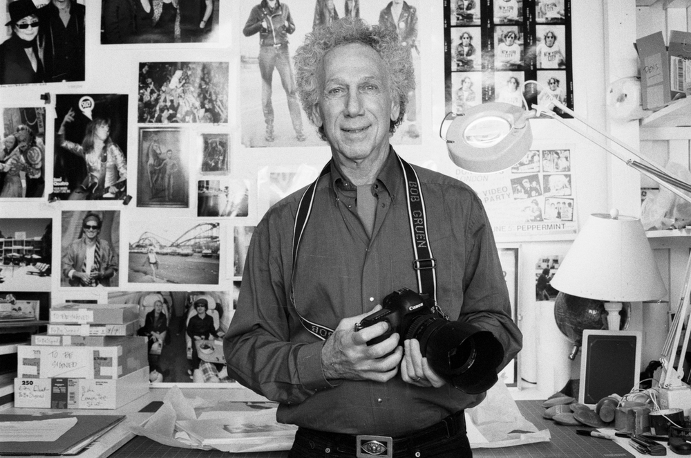 "BOB GRUEN ""Photographer"""