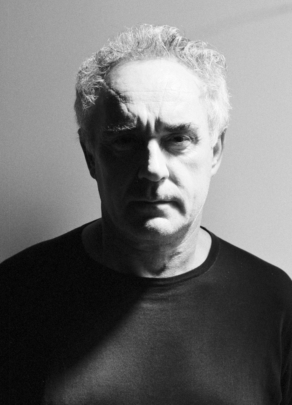 "Ferran Adria ""Chef"""