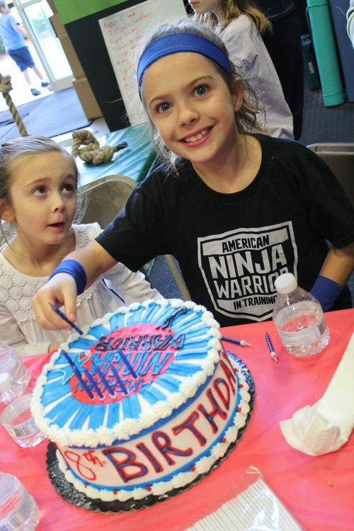 Birthdays Vitality Obstacle Fitness