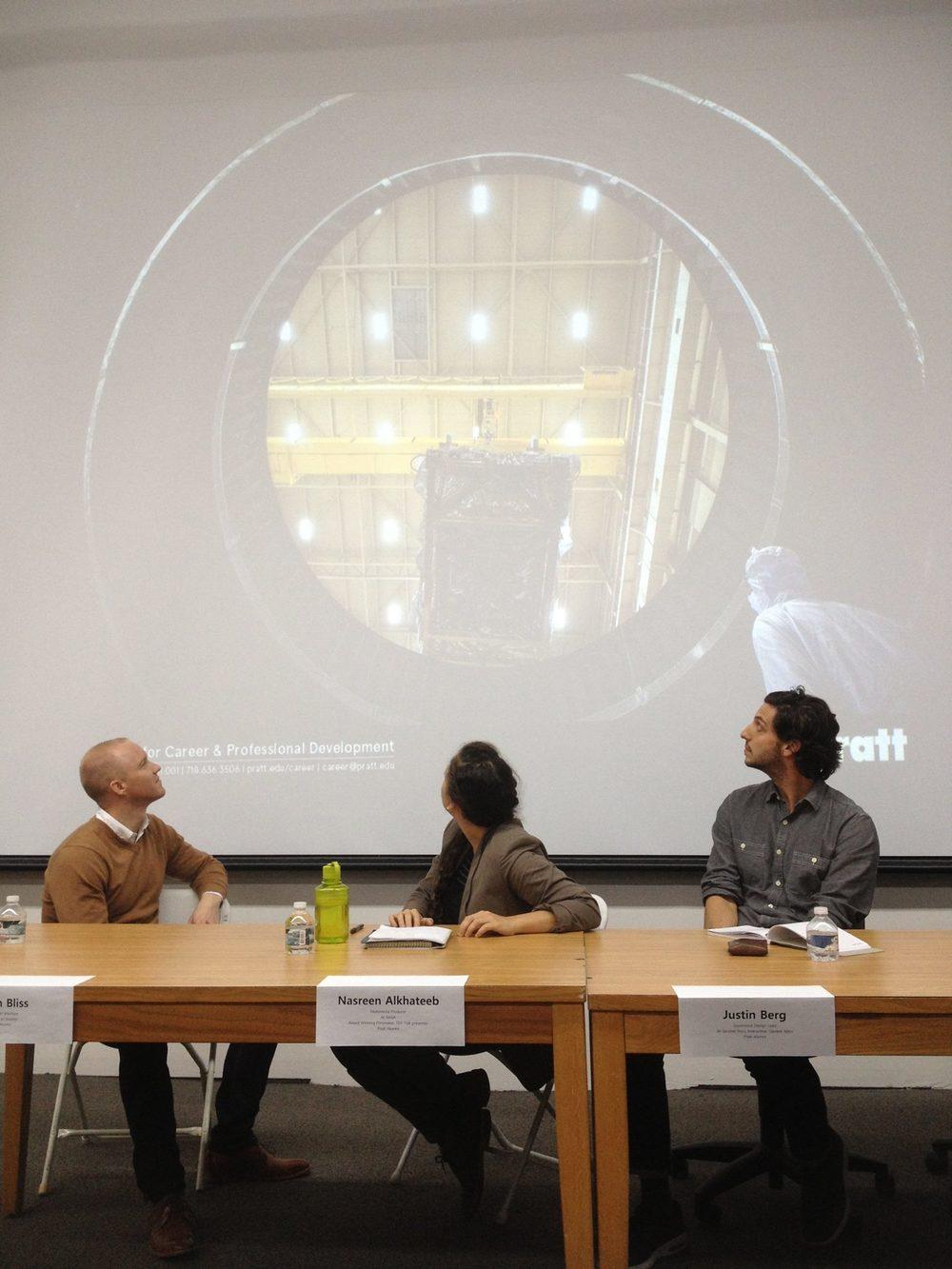 Pratt Institute Lecture | NY, 2015