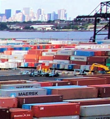 Shipping - Port Elizabeth, New Jersey