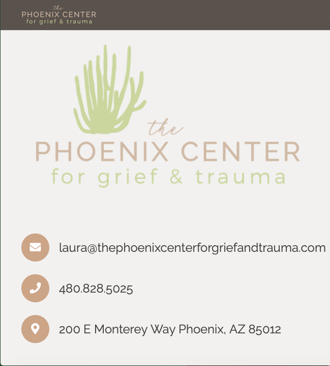 The Phoenix Center for Grief & Trauma