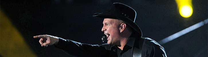 Garth's Back in 12222 — And He's Better Than Ever!