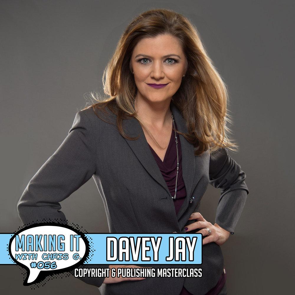 EP056 Cover Davey Jay.jpg