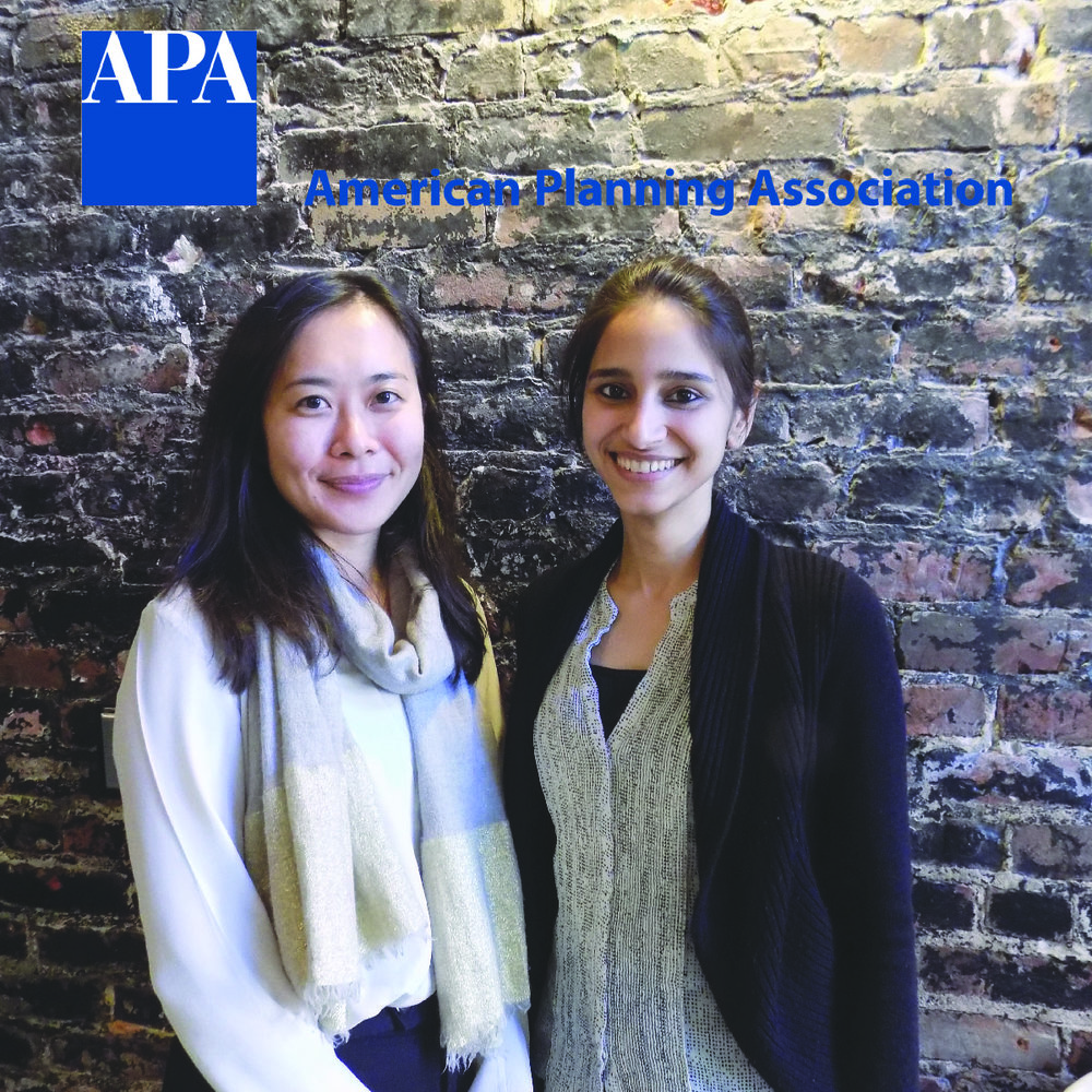 Eri Suzuki and Guneet Anand to speak at the APA conference as part of the fast funny and passionate - May 7, 2017