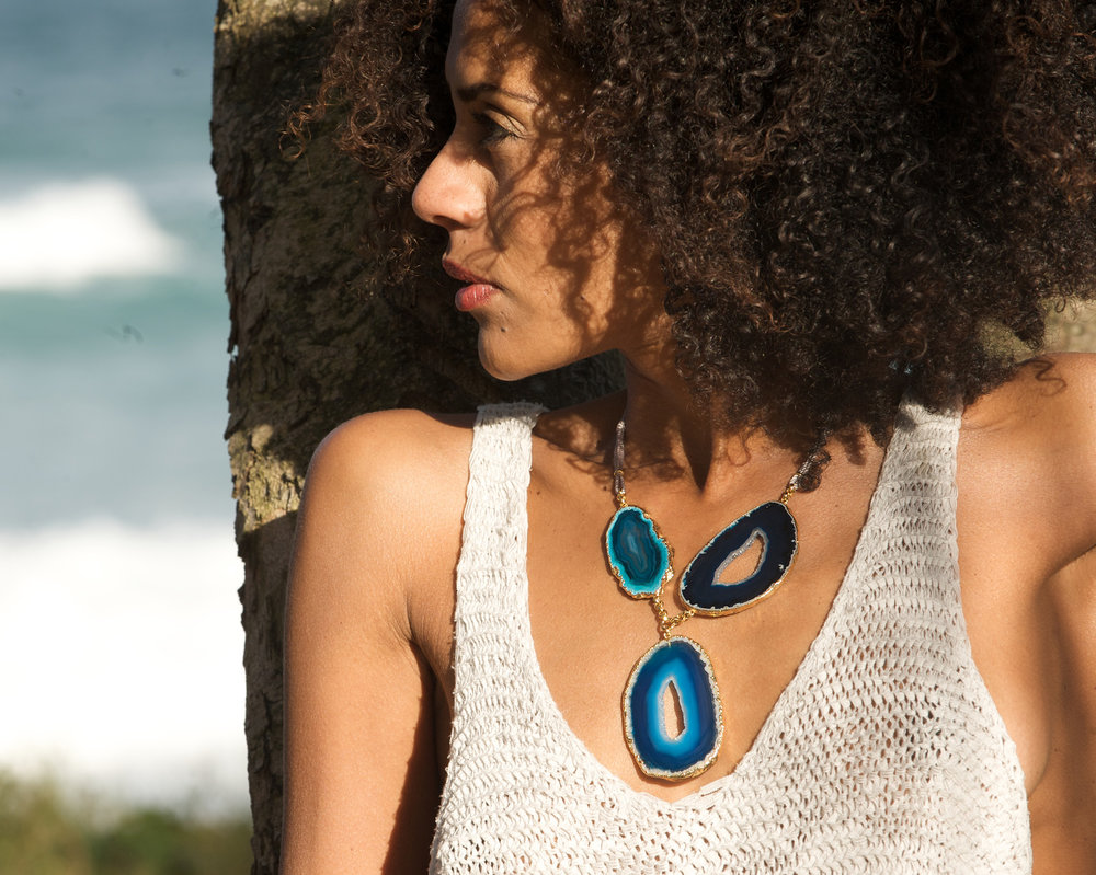 ASSYMETRIC NECKLACE