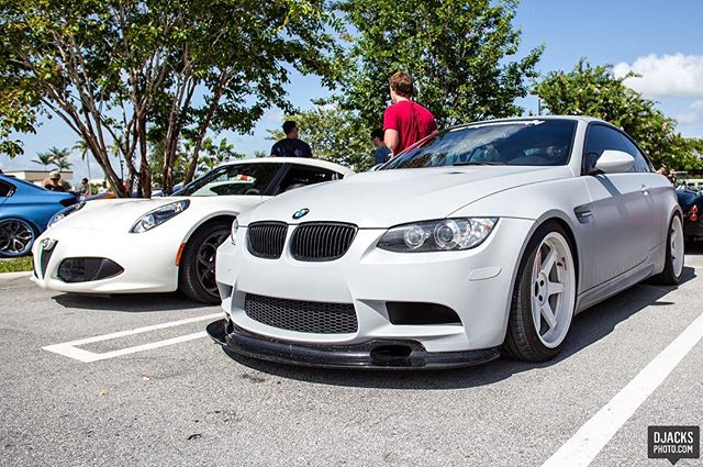 Love this M3 from Cars and Coffee last week. 😍 #carsandcoffee #carsandcoffeepalmbeach #palmbeachoutlets #papmbeach #bmw #bmwm3 #bmwgruppe #bmwgram #bmwlife #bmwlove #bmwmnation