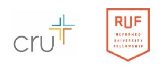 DUKE RUF | UNC RUF | NCCU RUF | DUKE CRU -