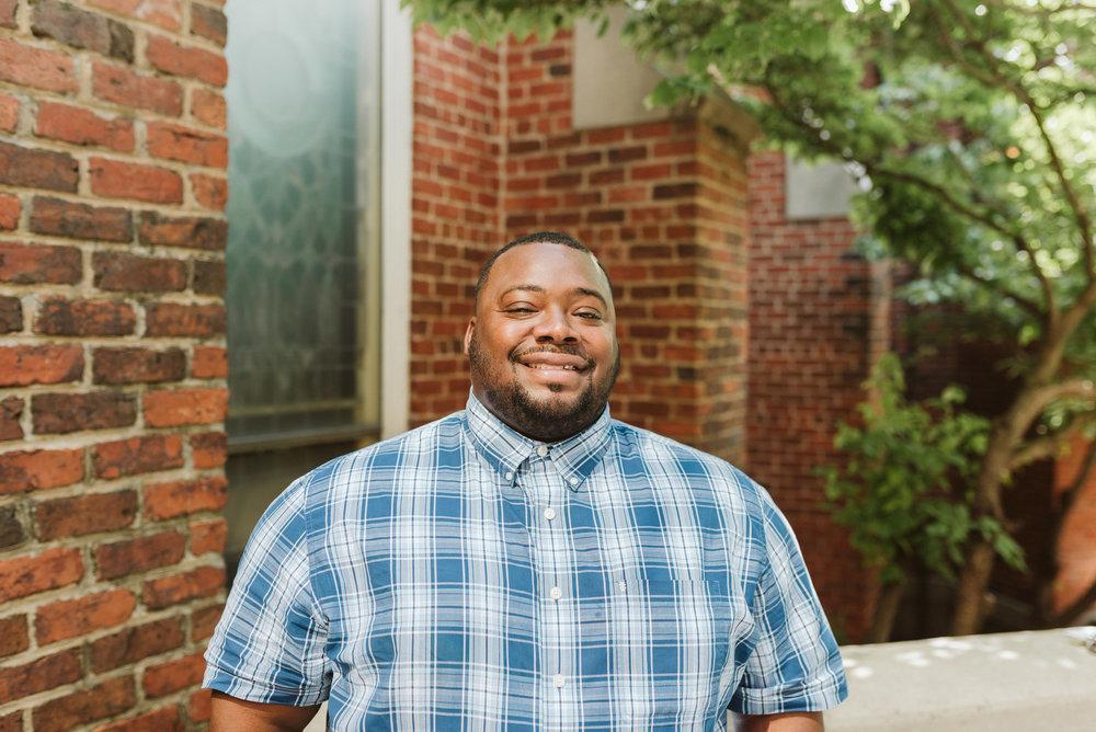 Aaron Anderson | Pastor