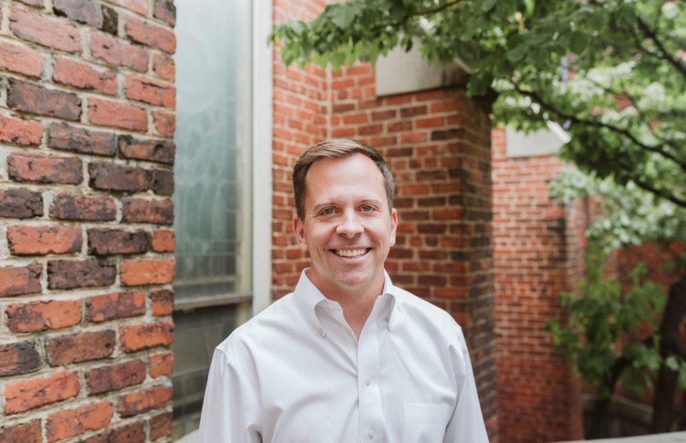 Daniel Mason | Lead Pastor