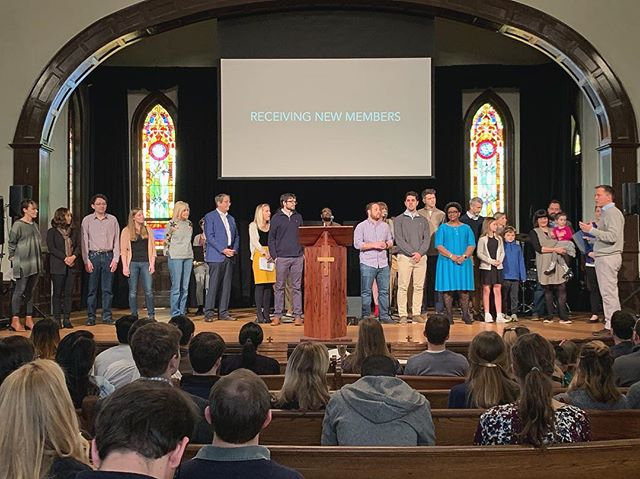  WELCOME  We received new members in both services on yesterday. We are grateful for these new members and how the Lord is working in and through this church!  #christcentraldurham #indurhamfordurham #membership