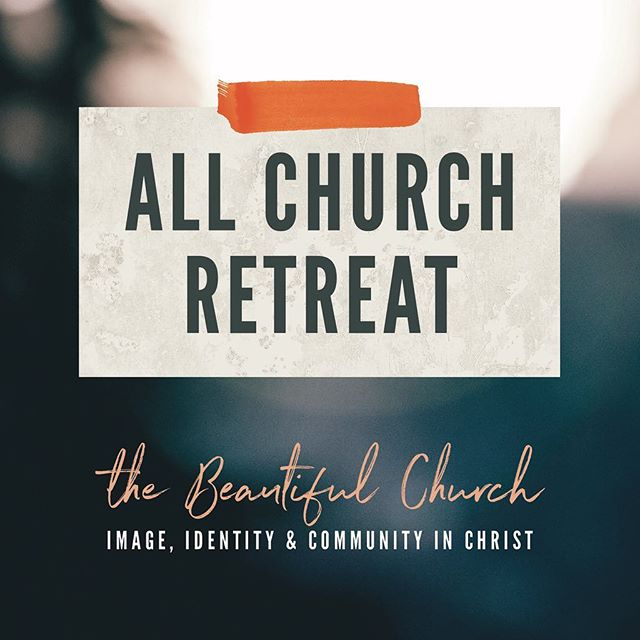 Have you registered yet? There are only a few more days to register for the All Church Retreat! Click the link in our bio for more information!