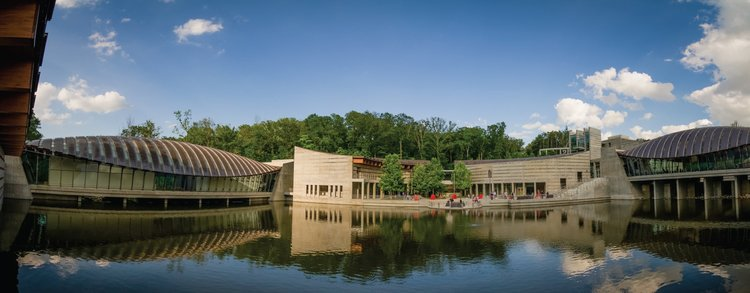 Blakeman's fine jewelry is a proud sponsor of crystal bridges museum of american art