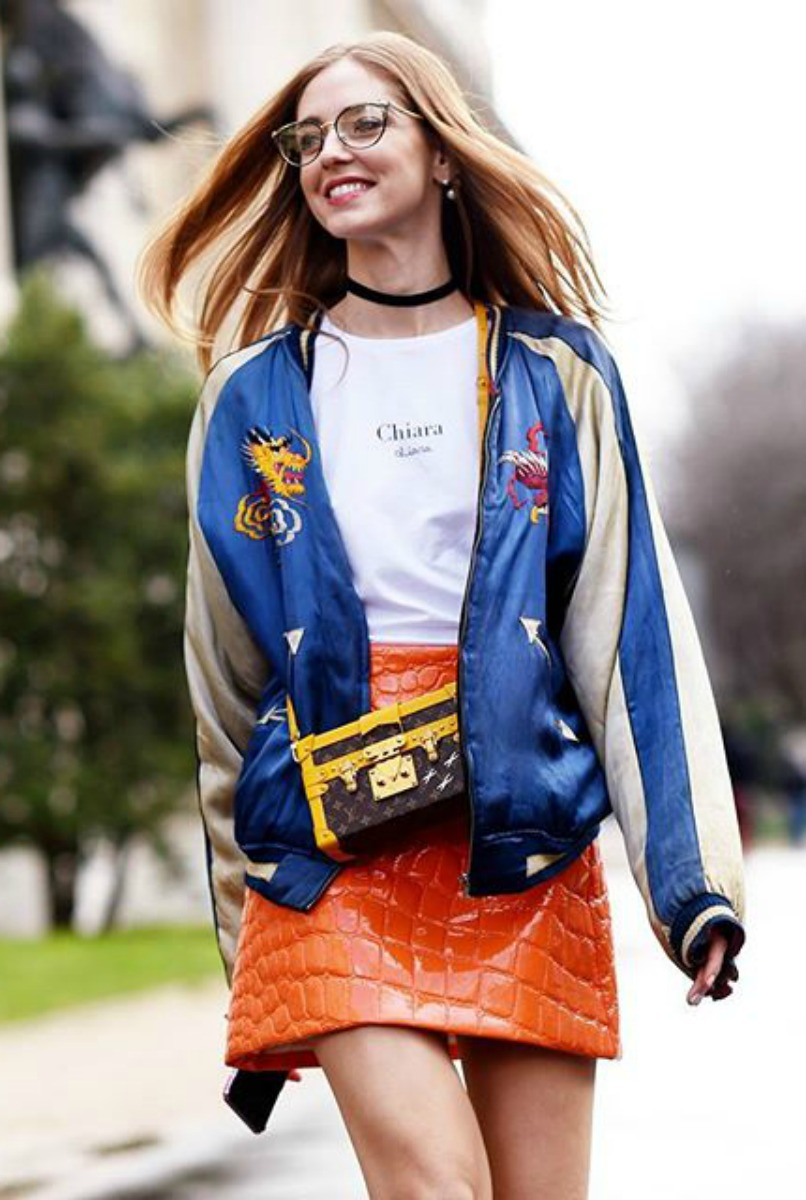 Vintage  Bomber Jacket  | Photo: Streetper