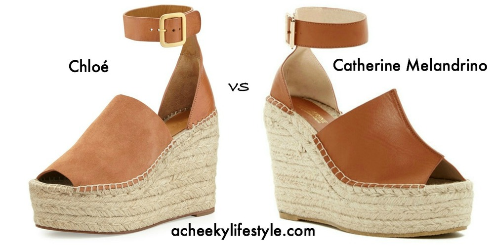 Summer's IT Shoe @acheekylifestyle.com by Val Banderman