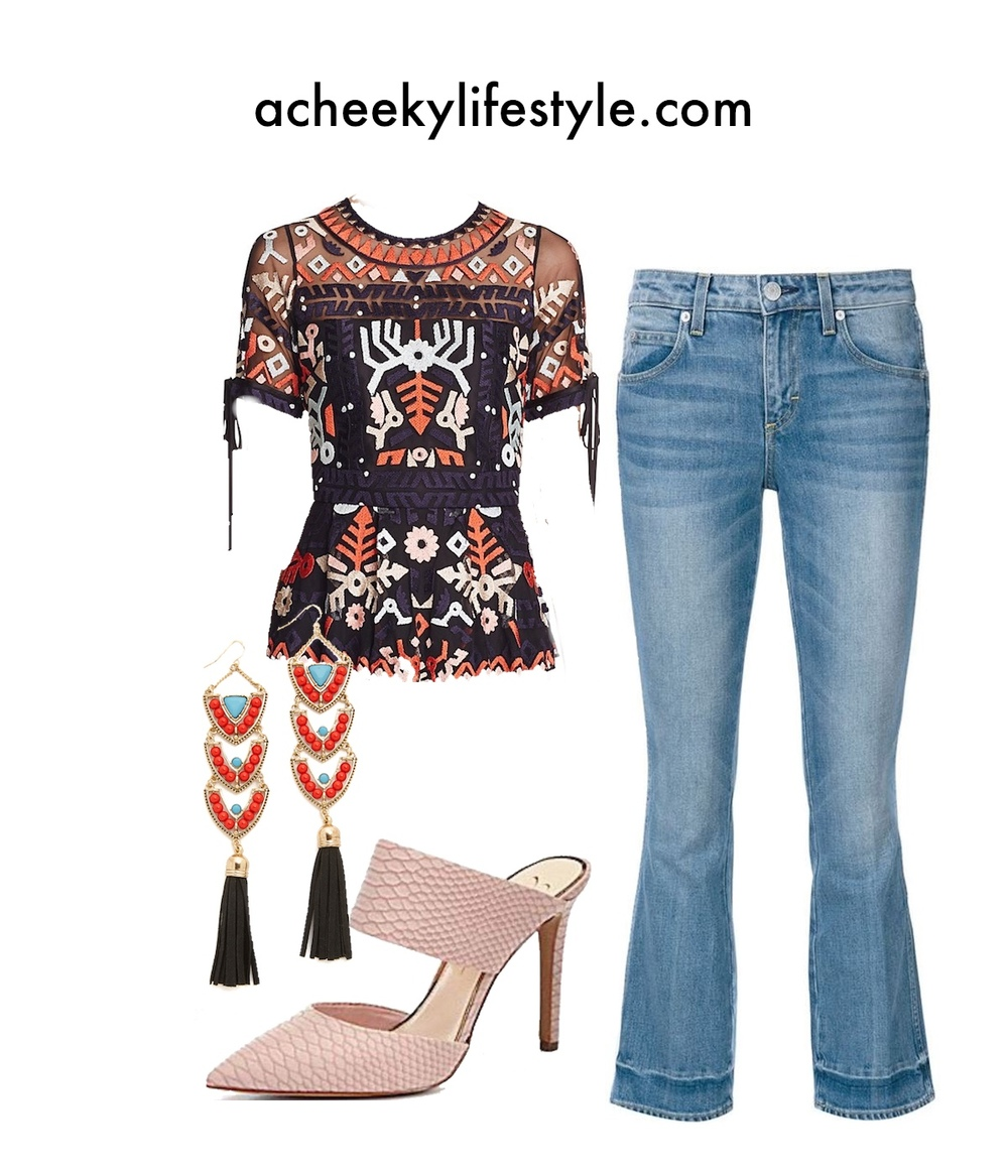 The Jeans To Wear Now @ acheekylifestyle.com by Val Banderman