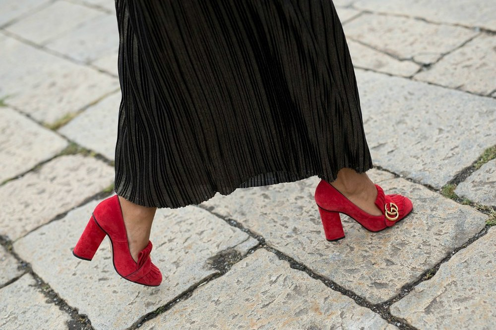 The Shoes You Need This Fall @ acheekylifestyle.com by Val Banderman