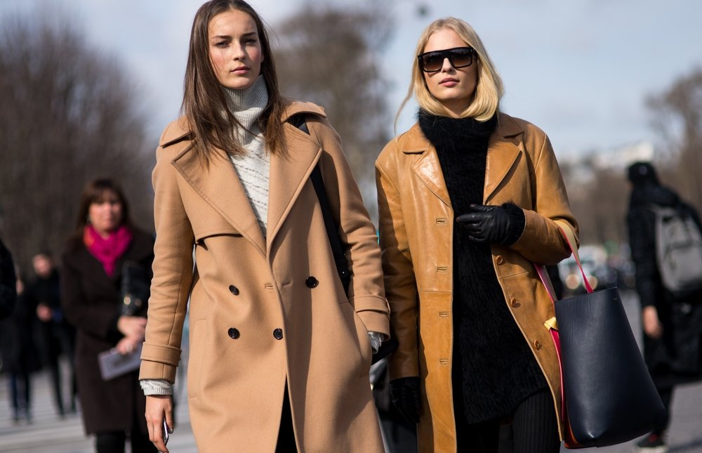 The Coats To Get Now Part I @ acheekylifestyle.com by Val Banderman